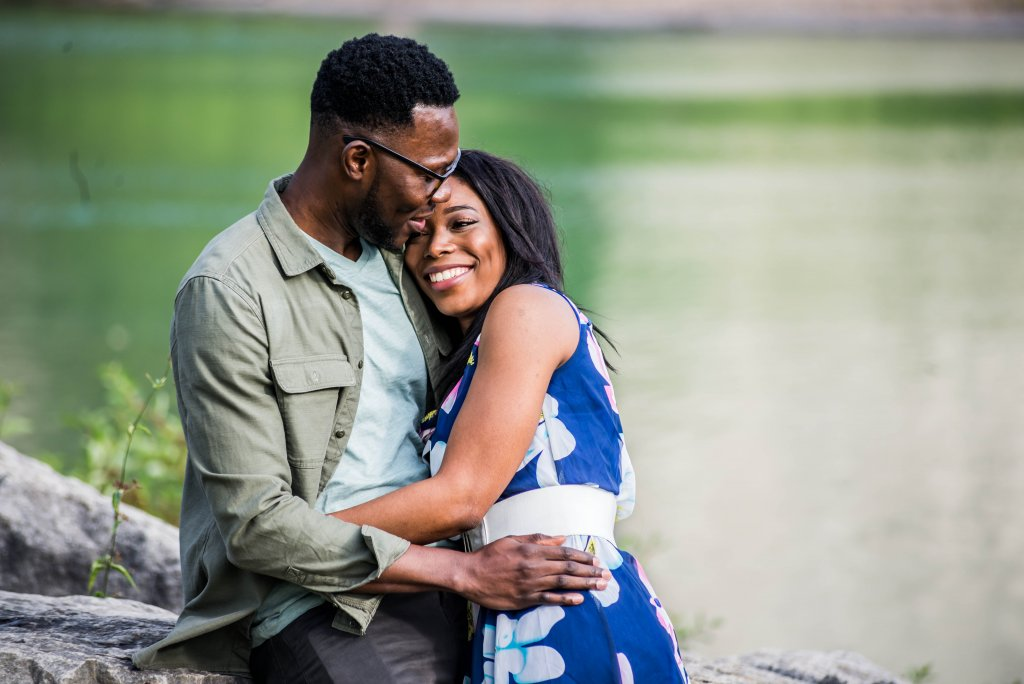 Engagement Session - Allen Oba Studios