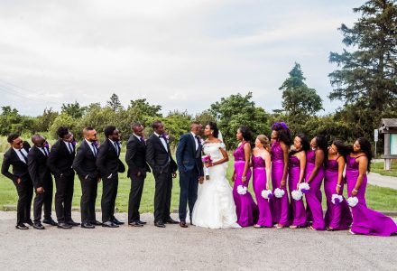 Toronto Wedding Photographer - Allen Oba Studios