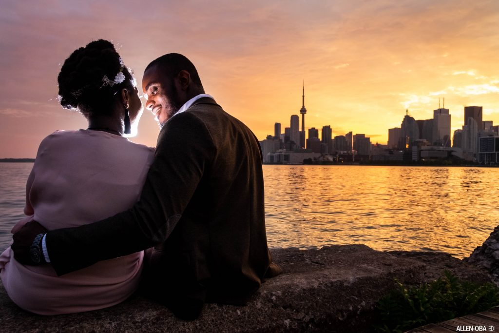 Ajax Wedding Photographer - Allen Oba Studios