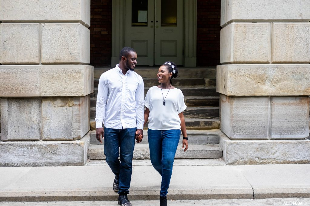 Engagement Shoot Oshawa - Allen Oba Studios