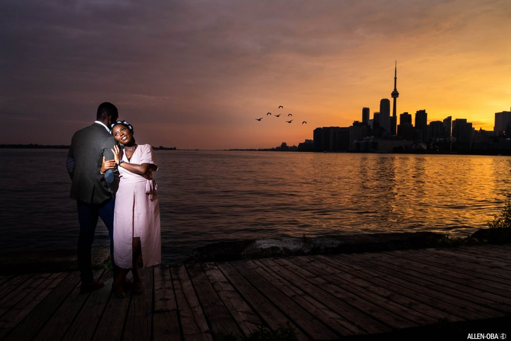 Guelph Wedding Photographer - Allen Oba Studios