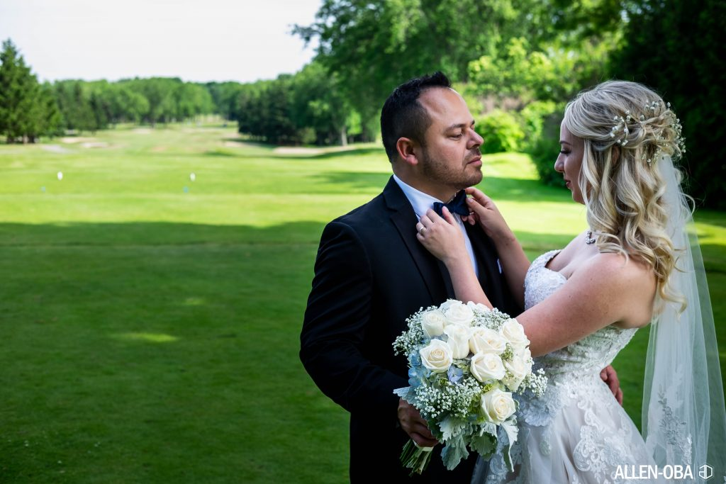 Milton Wedding Photographer - Allen Oba Studios
