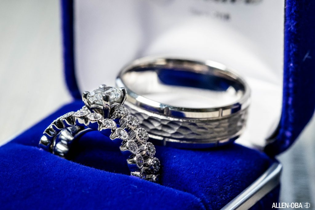 Wedding Ring - Allen Oba Studios