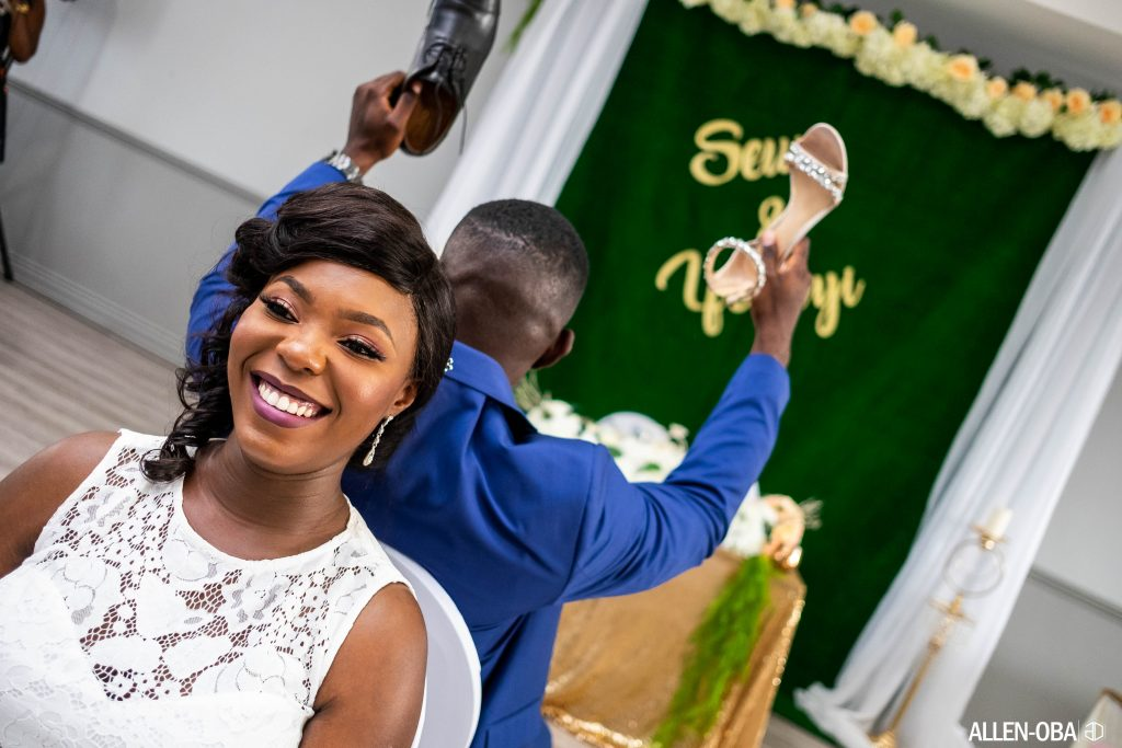 Durham Wedding Photographer - Allen Oba Studios
