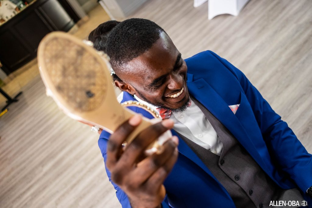 Wedding Reception - Allen Oba Studios