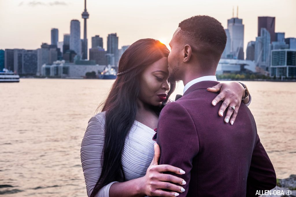 Engagement Shoot - ALlen Oba Studios