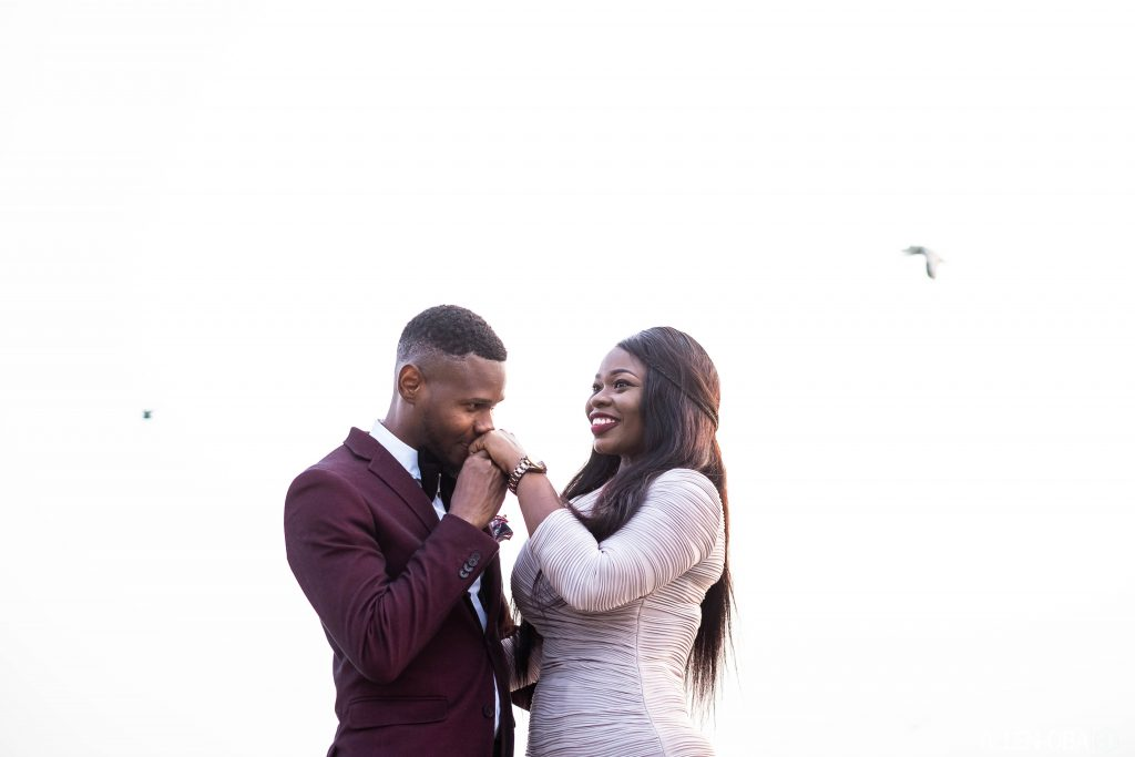 Oshawa Wedding Photographer - Allen Oba Studios